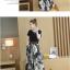ชีฟองขากางเกงชุดสูทหญิง แฟชั่นเกาหลี thumbnail 5