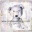 กระดาษสาพิมพ์ลาย rice paper เป็น กระดาษสา สำหรับทำงานฝีมือ เดคูพาจ Decoupage แนวภาพ ภาพวาดลายเส้นดินสอน้องหมี เท็ดดี้ แบร์ Teddy Bear ชุดเอี๊ยม (ปลาดาวดีไซน์) thumbnail 1