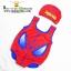 ชุดว่ายน้ำเด็กทารกความสูง 55-95ซม. ลายการ์ตูนสไปเดอร์แมน thumbnail 1
