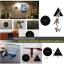 แผ่นเจลอเนกประสงค์ (ติดสิ่งของ หรือ มือถือ แท็บเล็ต ติดฝาหนังได้) fixate gel pad thumbnail 1