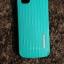 เคส Iphone5 เคสไอโฟน5 เคสแบบฝาหลังสีสัดสดใส สีแดง thumbnail 11