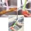 หัวก๊อกตัวช่วยกระจายน้ำ สำหรับทำความสะอาดต่างๆ สีขาว-เขียวอ่อน thumbnail 2