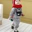 ชุดเซ็ทเด็ก เสื้อแขนยาว B CATS + กางเกงขายาว สไตล์เกาหลี (ผ้าหนา) thumbnail 2