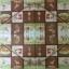 แนวภาพท่องเที่ยว ภาพสัตว์ ธง บ้าน ของพื้นเมือง ในกรอบเล็กๆ ประเทศสวิตเซอร์แลนด์ ภาพโทนสีน้ำตาล เป็นภาพแนวยาว กระดาษแนพกิ้นสำหรับทำงาน เดคูพาจ Decoupage Paper Napkins ขนาด 33X33cm thumbnail 2