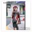 PR0073 ผ้าพันคอแฟชั่น ผ้าขนสัตว์เทียม ผ้าหนา อย่างดี พิมพ์ลายสวย หรู งานสวยคะ ขนาด กว้าง 65 ยาว 190 cm. thumbnail 3
