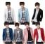 เสื้อสูท แฟชั่นเกาหลี แบบบาง#01 [พรีออเดอร์] thumbnail 1