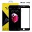 Diamond ฟิล์มกระจก iPhone 7 Plus ไอโฟน 7 พลัส แบบเต็มจอ สีดำ thumbnail 1
