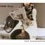 PR065 ผ้าพันคอแฟชั่น ผ้าหนา ช่วงปลายประดับด้วยริ้ว อย่างดี งานสวยคะ ขนาด กว้าง 50 ยาว 200 cm. thumbnail 6