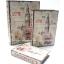 กล่องเก็บของทรงหนังสือแนววินเทจ ขนาดเล็ก S ลาย Love My London thumbnail 2