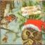 แนวภาพเทศกาล คริสมาสต์ นกฮูกใส่หมวกแซนต้า กับหิมะขาวโพลน กระดาษแนพกิ้นสำหรับทำงาน เดคูพาจ Decoupage Paper Napkins ขนาด 33X33cm thumbnail 1