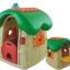 บ้านขนมปังหนูน้อย SIZE:110X120X145 cm. thumbnail 1