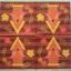 แนวภาพศิลปะ บ้านต้นไม้บนพื้นลายไม้ พร้อมลายแต่ง ภาพโทนสีน้ำตาล เป็นภาพ 4 บล๊อค กระดาษแนพกิ้นสำหรับทำงาน เดคูพาจ Decoupage Paper Napkins ขนาด 33X33cm thumbnail 2
