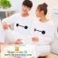 ชุดนอนแฟชั่น ชุดนอนคู่รัก งานผ้ากำมะหยี่ มีหลายแบบให้เลือกค่ะ thumbnail 4