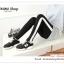 LG086 เลคกิ้งขายาว เนื้อผ้ายืดหยุ่น เอวยางยืด ด้านข้างกางเกง แต่งเส้นแทบหนาสีขาว สวย เก๋ มี 3 สี ดำ เทาเข้ม เทาอ่อน thumbnail 2