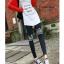 LG016 กางเกงเลคกิ้งขายาว ประดับด้วยลายน่ารัก มี 12 ลาย thumbnail 10
