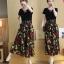 ชีฟองขากางเกงชุดสูทหญิง แฟชั่นเกาหลี thumbnail 3